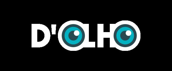 D'olho - Logo