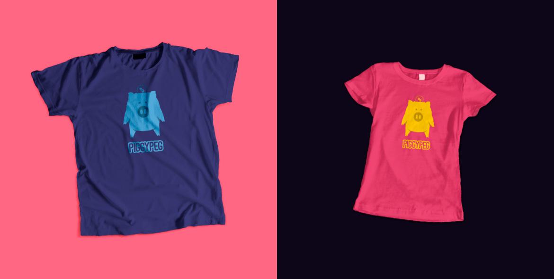 PiggyPeg - Camisas