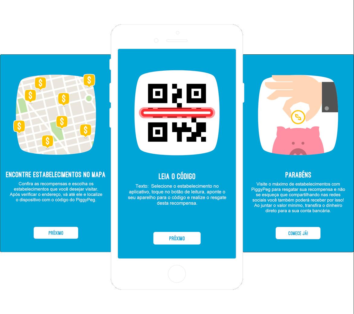 PiggyPeg - App